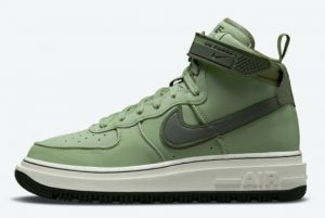 Cheap Nike Air Force 1 High Boot Military Green 2021 For Sale DA0418-300
