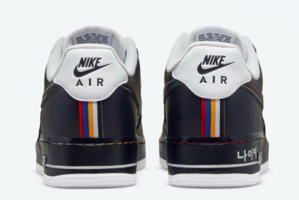 Cheap Nike Air Force 1 Low Hangeul Day 2021 For Sale DO2704-010-3