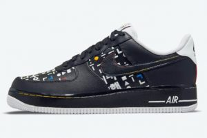 Cheap Nike Air Force 1 Low Hangeul Day 2021 For Sale DO2704-010