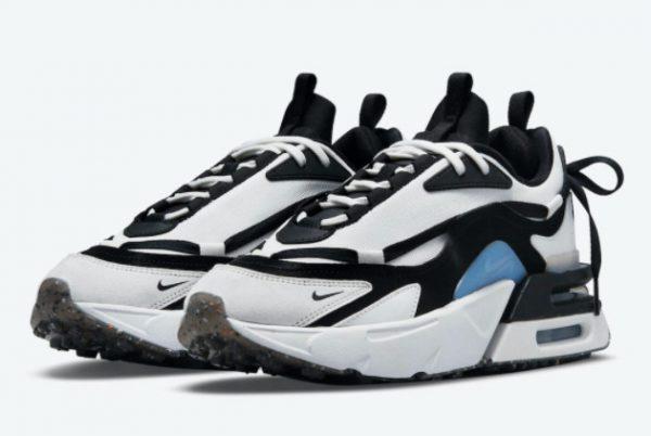 Cheap Nike Air Max Furyosa Black White Black Black-Summit White 2021 For Sale DH0531-002-1