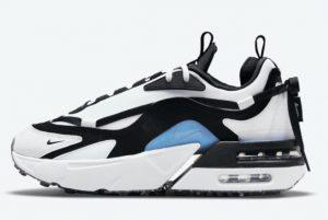 Cheap Nike Air Max Furyosa Black White Black Black-Summit White 2021 For Sale DH0531-002
