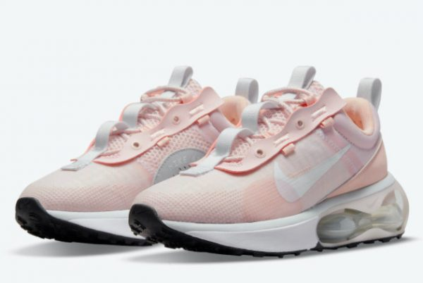 Cheap Nike Wmns Air Max 2021 Barely Rose Barely Rose Pure Platinum-Pink Oxford-White For Sale DA1923-600-1