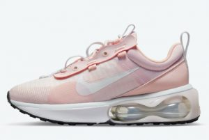 Cheap Nike Wmns Air Max 2021 Barely Rose Barely Rose Pure Platinum-Pink Oxford-White For Sale DA1923-600