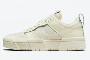 Latest Nike Dunk Low Disrupt Coconut Milk 2021 For Sale CK6654-105