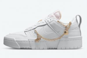 new nike dunk low disrupt gold charms 2021 300x201