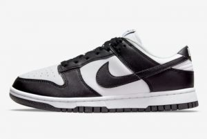 New Nike Dunk Low Present Nature White Black 2021 For Sale DD1873-102